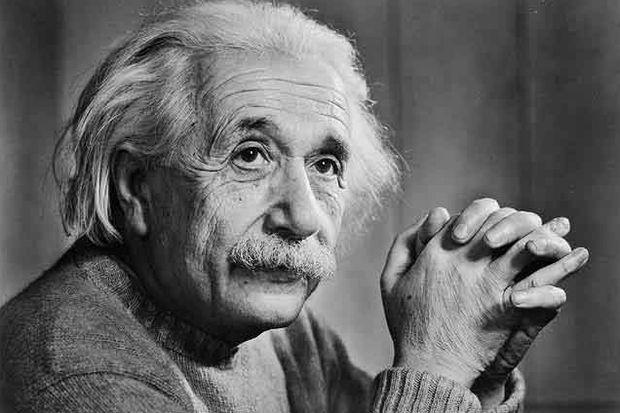 Bugünün Einstein'ları...