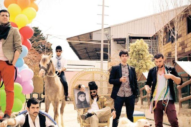 Lübnan'dan gelen yeni müzik...