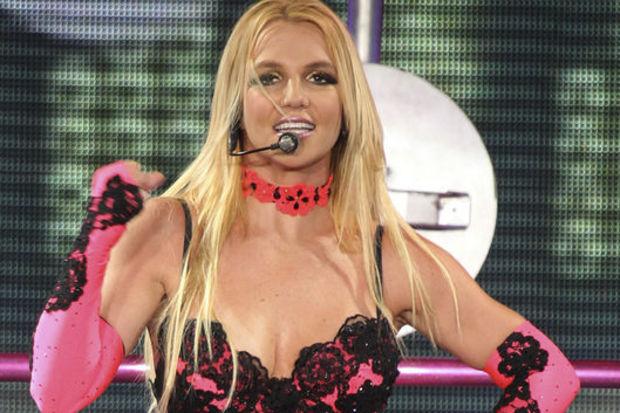 Britney Spears âşık oldu!