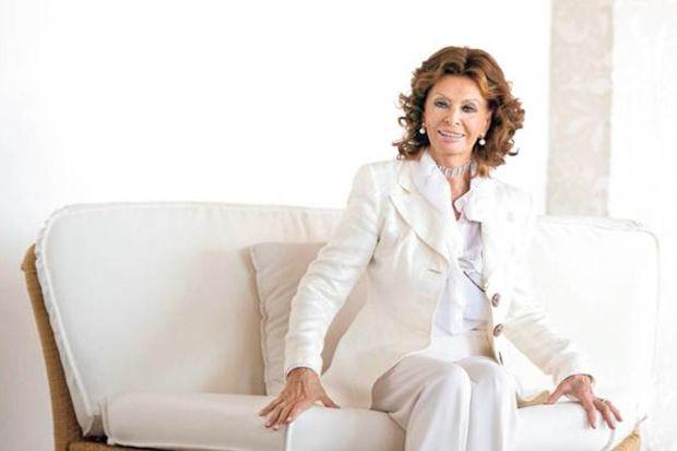 "Sophia Loren: ""Beni hayatta mutlu eden iki an... """