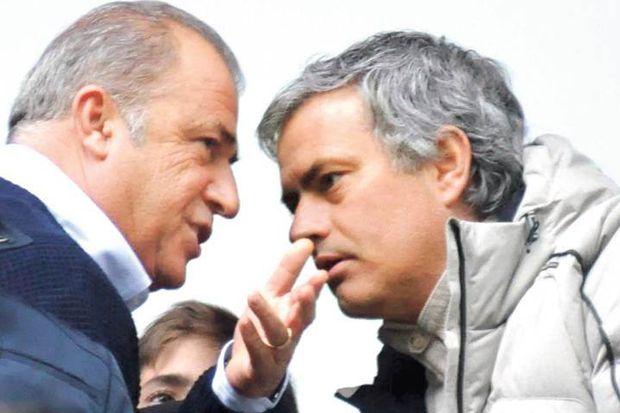 Terim Mourinho'ya karşı...
