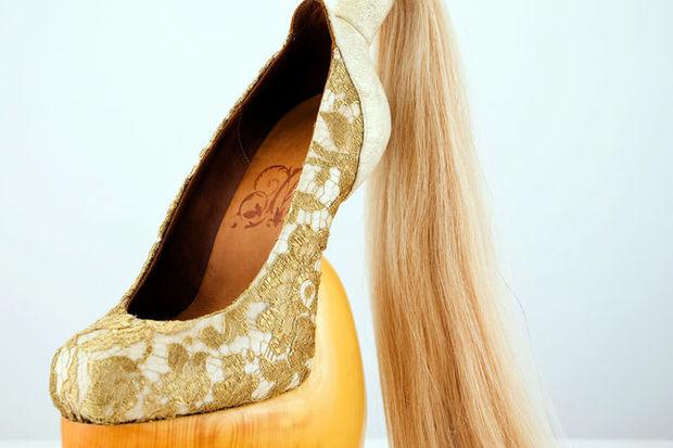 At kuyruklu ayakkabı!