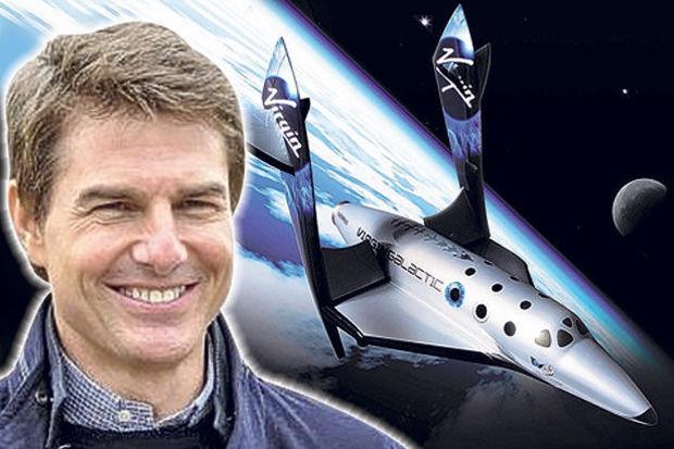 Tom da uzaya gitmek istiyor!