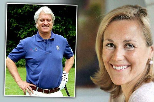 Eski First Lady'ye tenisçi sevgili!