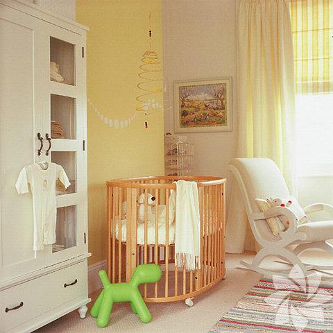 Bebek odası alternatifleri...