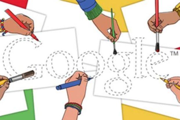 Doodle 4 Google Logo Yarışması'nda halk oylaması başladı!