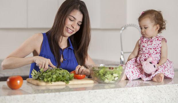 Çalışan aileler için hazırlanması kolay 10 tarif
