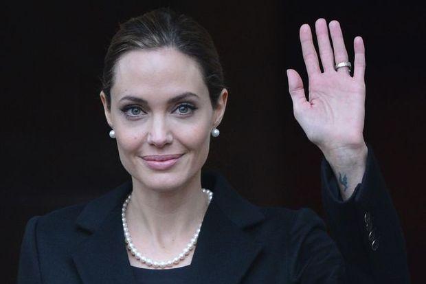 Angelina Jolie'den G8 çıkarması!