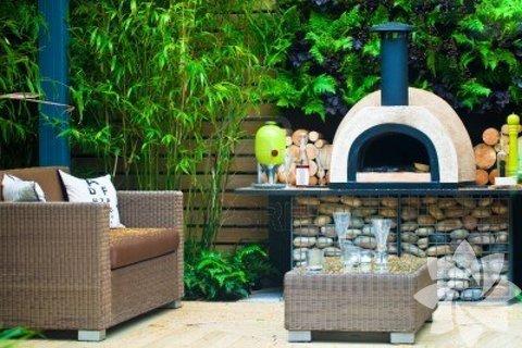 Bahçe mobilyaları...