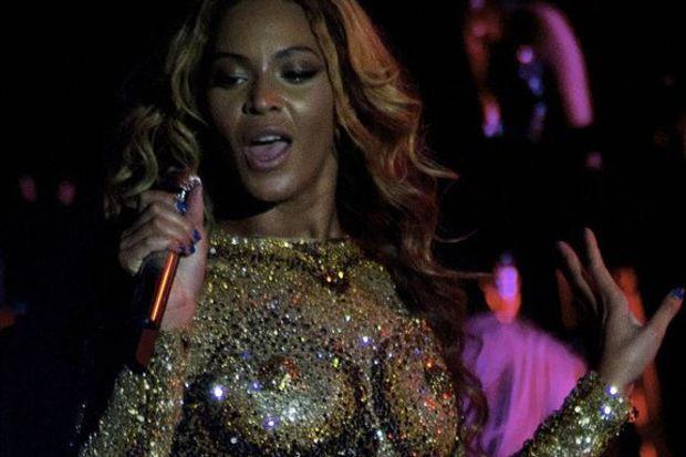 En seksi Beyonce!