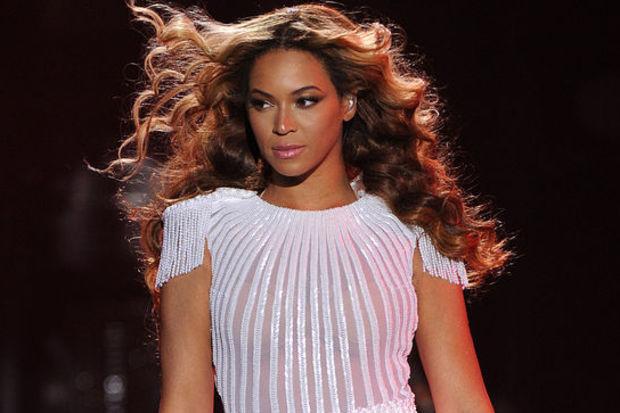Beyonce'yi beğenmedi!