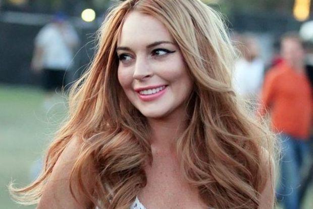 Parasız Lindsay'e milyonluk sevgili!