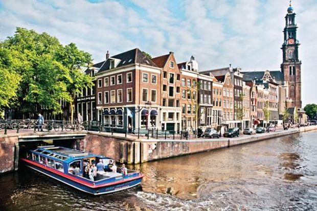 Çok yönlü bir portre Amsterdam