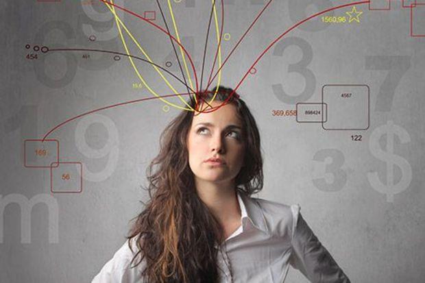 İşinizde başarılı olabilmek için ihtiyacınız olan tek şey matematik