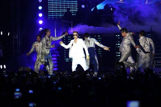 İstanbul'da Justin fırtınası!