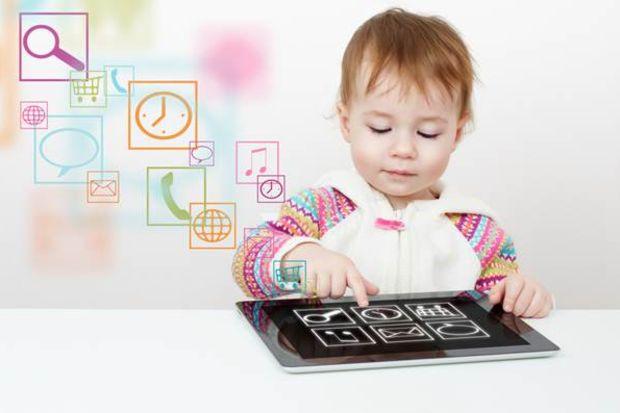 Çocuklar iPad kullanmalı mı?