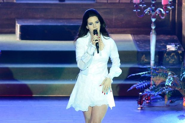 Lana Del Rey geliyor!