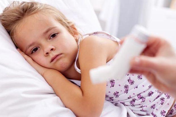 Türkiye'de her 7-8 çocuktan 1'i astım hastası!