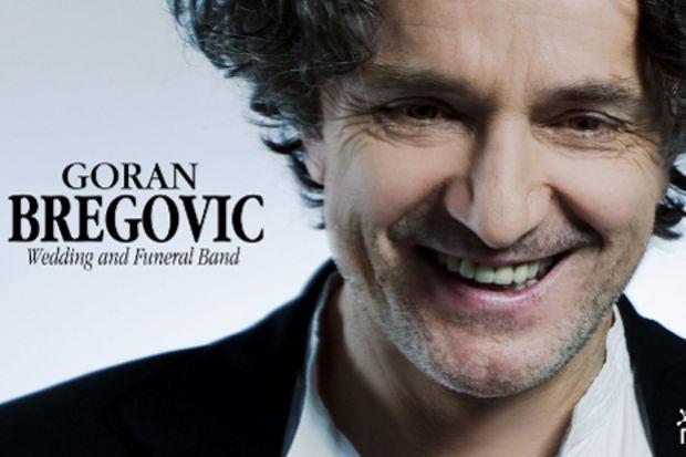 Goran Bregoviç 14 Mayıs'ta İstanbul'da