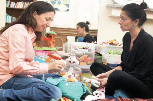 Sağlıklı bağlanma, mutlu anneler ve kriz durumları!