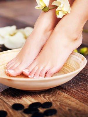 Evde kolay ayak bakımı nasıl yapılır?