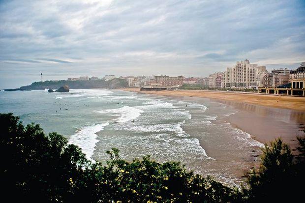 Bilbao'dan Biarritz'e...