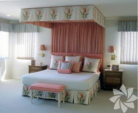 Yatak odası alternatifleri...