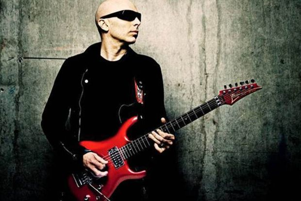 Joe Satriani 2013 World Tour