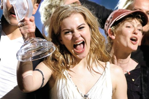Eurovision 2013'ün 1'incisi Danimarka!