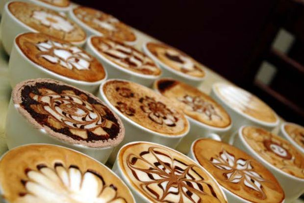Caffé Latte çılgınlığı…