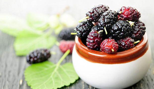 Dut meyvesinin 10 faydası