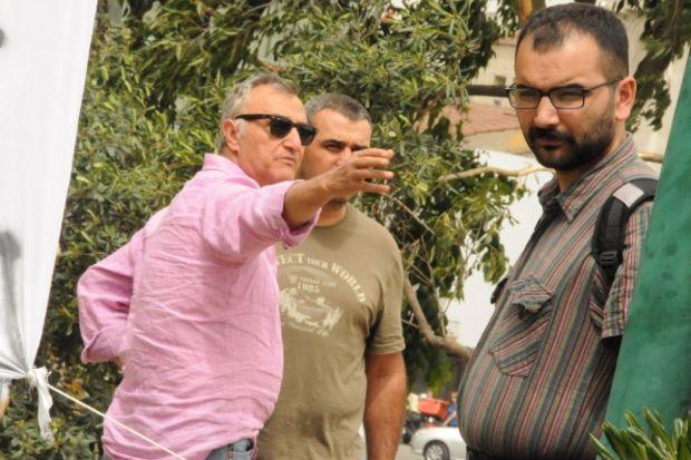 Gezi Parkı'na Mustafa Alabora'dan destek!