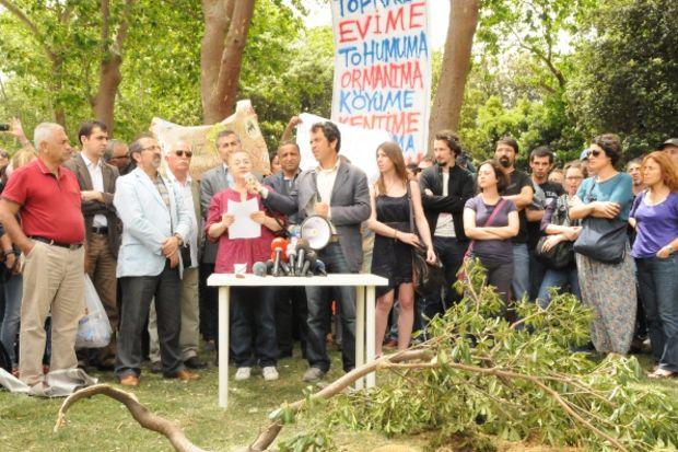 Taksim Gezi Parkı'nda neler oluyor?