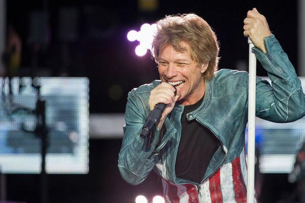 Bon Jovi'nin Madrid konseri bedava!