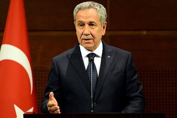 Arınç'tan Gezi Parkı AVM iddialarına yalanlama!
