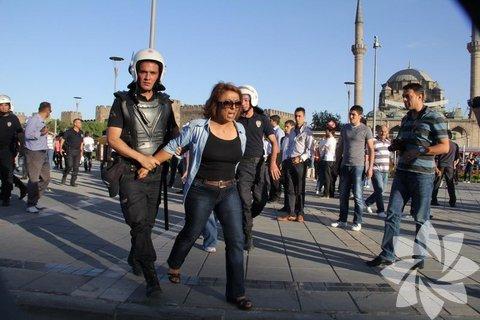 Gezi Parkı Direnişi - Kayseri