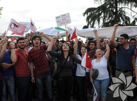 Gezi Parkı Direnişi Giresun
