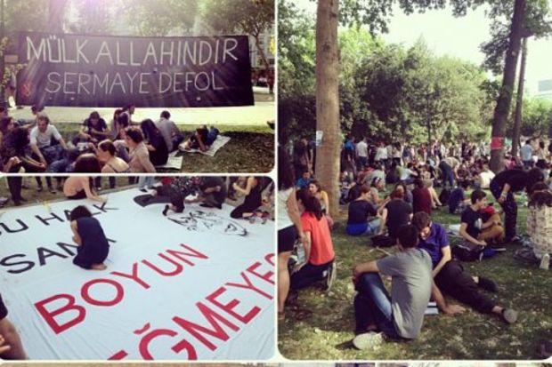 Blogcu Anne'nin kaleminden Gezi Parkı olayları...