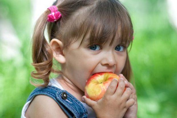 Çocukken beslenme cok daha önemli…