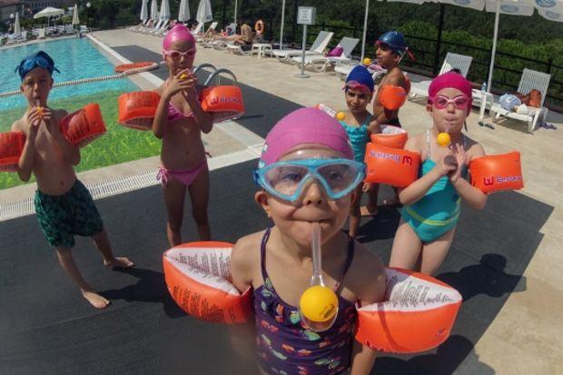 Çocuklara fark yaratacak bir ingilizce yaz etkinliği…