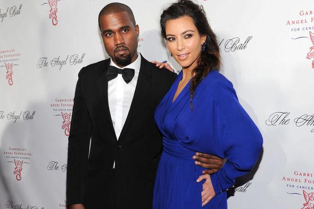 Kanye partide Kim hastanede!
