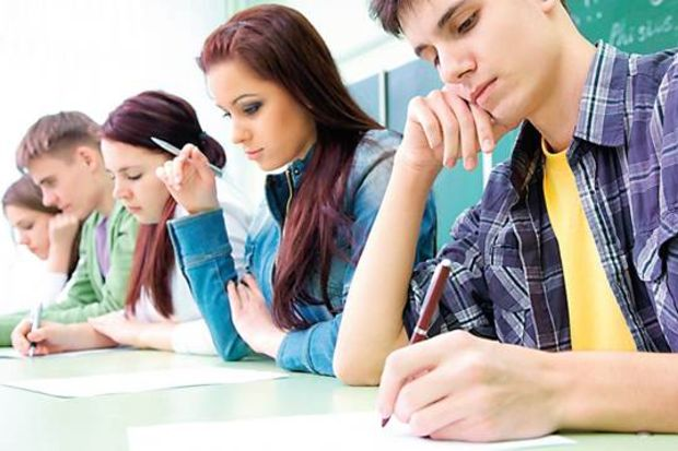 Sınavdan önce beslenme alışkanlıklarınızı değiştirmeyin!