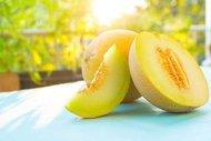 Düşük kalorili lifli bir besin: Kavun