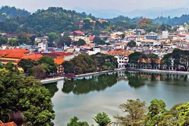 Sri Lanka'nın kültür başkenti: Kandy...
