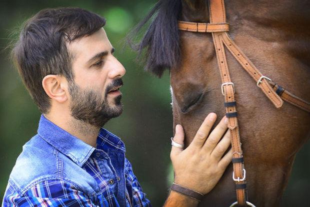 """Erhan Yavuz: """"At küser, ağlar, üzülür!"""""""