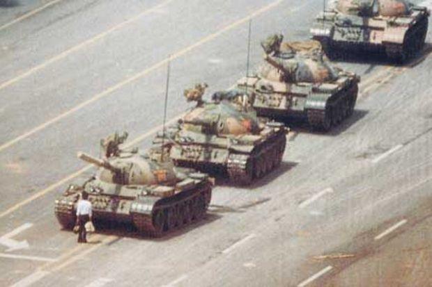 Unutulmaz protestolar
