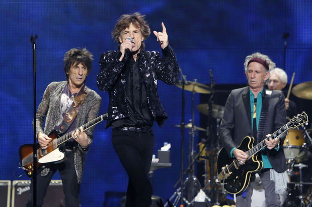Richards'ın izmariti 3 bin Jagger'ın saçı 4 bin lira!