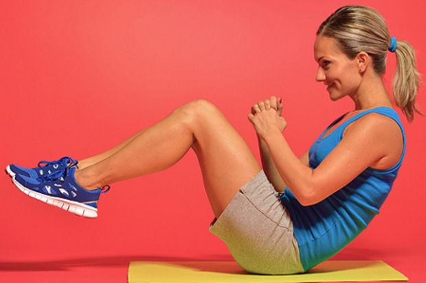 Egzersizle birlikte C vitamini hızlı yağ yakıyor