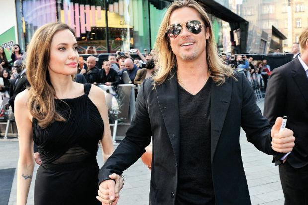 Brad Pitt: Ameliyat bizi birbirimize daha sıkı bağladı...