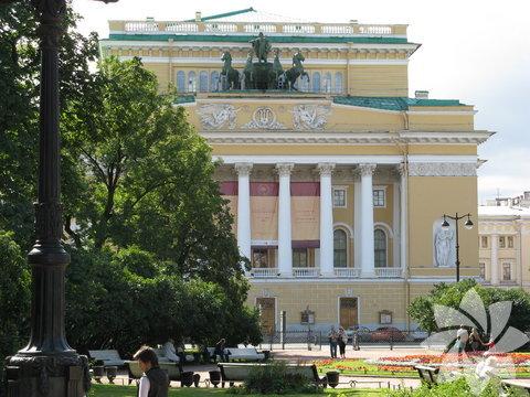 Alexandrinsky Tiyatrosu